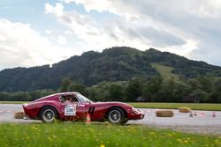 Irvine Laidlaw, Tony Davies, Ferrari 250 GTO, Bj. 1962