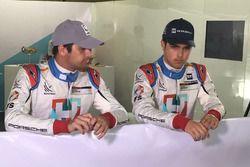 Nelsinho Piquet e Pedro Piquet