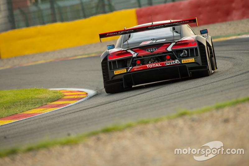 8. #4 Belgian Audi Club Team WRT, Audi R8 LMS
