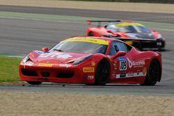 #109 CDP, Ferrari 458: Leonardo Baccarelli