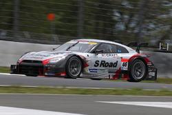 #46 S Road Mola, Nissan GT-R: Satoshi Motoyama, Masataka Yanagida