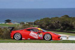 #33 Exotic Track Days Ferrari 458 Challenge: Scott Hookey