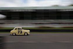 Austin A35 von 1959: Paul Radisich