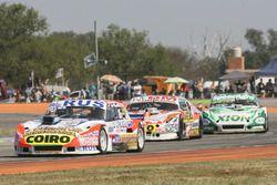 Lionel Ugalde, Ugalde Competicion Ford, Sergio Alaux, Coiro Dole Racing Chevrolet, Agustin Canapino,