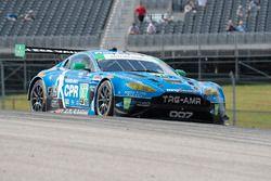 #007 TRG-AMR, Aston Martin GT3: James Davison, Brandon Davis