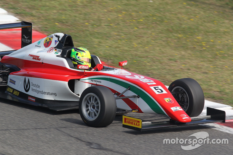 Mick Schumacher, Prema Powerteam, Tatuus F.4 T014 Abarth