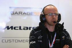Bas Leinders, Head of McLaren Customer Service