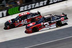 Austin Dillon, Richard Childress Racing, Chevrolet; Brandon Gdovic, Chevrolet
