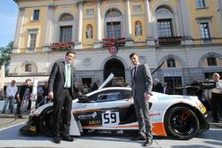 Marco Borradori, Alex Fontana, Garage 59 Racing, McLaren 650S GT3