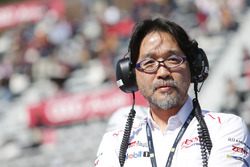Hisatake Murata, Toyota Racing General Manager, Motorsport Unit Development Division