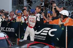 Kamui Kobayashi, Kazuki Nakajima, Toyota Racing, Alex Wurz