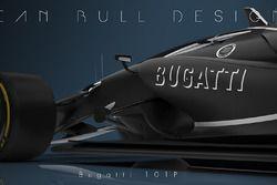 Bugatti 101P