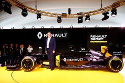 Carlos Ghosn, Président de Renault