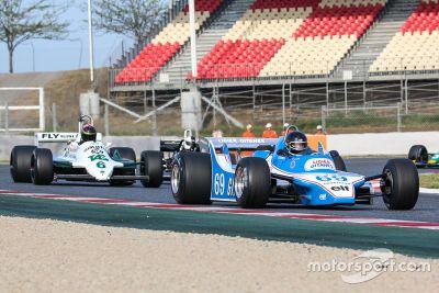 F1 történelmi versenyek
