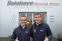 Didier Van Dalen, Amaury Richard, Delahaye Racing