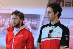 Nick Heidfeld en Bruno Senna, Mahindra Racing
