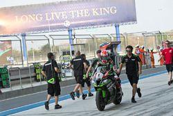 Победитель - Джонатан Рей, Kawasaki Racing Team