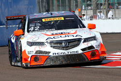 #42 RealTime Racing Acura TLX-GT: Пітер Каннінгем