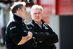 Dave Ryan, Manor Racing Racing Director (Right)