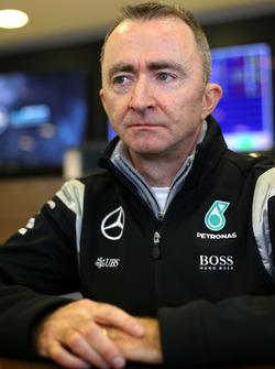 Падди Лоу, исполнительный директор Mercedes AMG F1