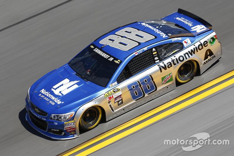 #88 Dale Earnhardt Jr. (Hendrick-Chevrolet)