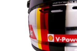 Sebastian Vettel kask detay