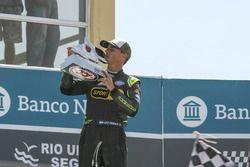 Race winner Leonel Pernia, Las Toscas Racing Chevrolet