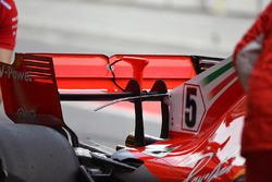 Ferrari SF71H, ala posteriore