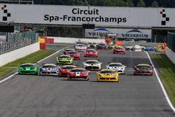 Coppa Shell: partenza della gara