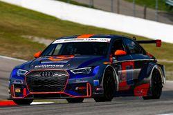 #77 Compass Racing, Audi RS3 LMS TCR, TCR: Britt Casey Jr, Tom Long