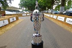 Le Borg-Warner Trophy au Festival of Speed de Goodwood