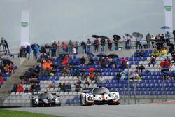 #15 RLR Msport Ligier JS P3 - Nissan: John Farano, Job Van Uitert, Robert Garofall