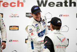#66 Chip Ganassi Racing Ford GT, GTLM: Dirk Muller, #3 Corvette Racing Chevrolet Corvette C7.R, GTLM: Antonio Garcia
