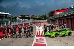 I piloti impegnati nel Lamborghini Youngster Programs 2017