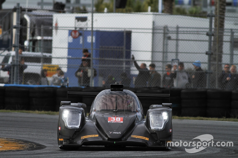 20. #38 Performance Tech Motorsports ORECA: Pato O'Ward (LMP2)