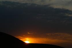 Восход на «Дакаре»