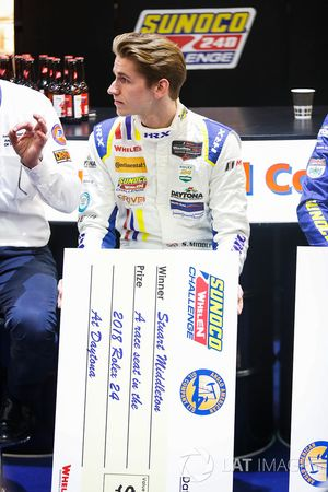 Sunoco announcement, including Stuart Middleton,
