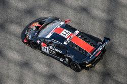 #71 GDL Racing Lamborghini ST: Jim Michaelian, Roberto Rayneri, Andrew Higgins