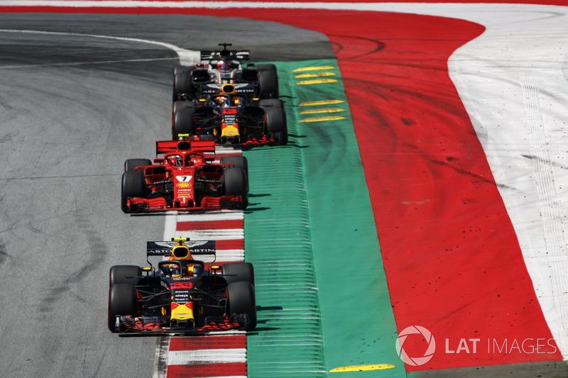 GP da Áustria, 2018: Verstappen não ajuda Ricciardo no treino