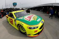 Ryan Blaney, Team Penske, Ford Fusion Menards/Libman