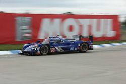 #90 Spirit of Daytona Racing Cadillac DPi, P: Matt McMurry, Tristan Vautier Art Fleischmann