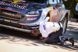 Sébastien Ogier, M-Sport Ford WRT