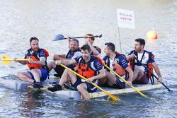 The Williams Raft Race Team