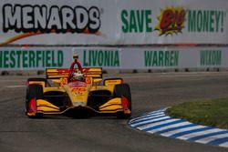 Ryan Hunter-Reay, Andretti Autosport Honda]