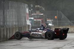 Tony Kanaan, A.J. Foyt Enterprises Chevrolet spint