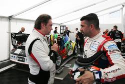 Alex De Giacomi, Tsunami RT e Marco Cassara, Ombra Racing