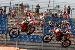 Jeffrey Herlings, Red Bull KTM Factory Racing, Stefan Everts in Lausitz (2013)
