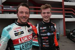 Jean-Karl Vernay, Leopard Lukoil Team Audi RS3 LMS TCR, Maxime Potty, Comtoyou Racing Volkswagen Gol