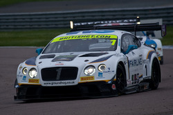 #1 Team Parker Racing Ltd Bentley Continental GT3: Rick Parfitt Jr., Ryan Ratcliffe