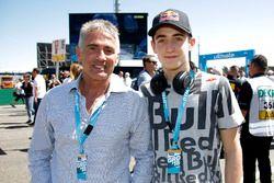 Mick Doohan et son fils Jack Doohan